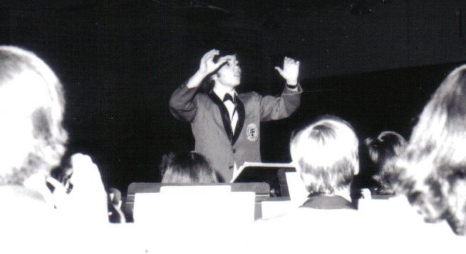 Joe Wiedeman Conductor